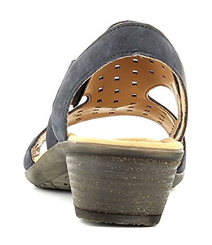 Gabor Damenschuhe 24.545.06 Damen Sandalen, Sandaletten, Sommerschuhe Nightblue