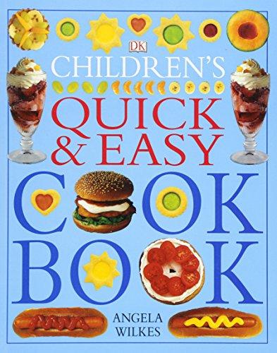 Children's Quick & Easy Cookbook por Angela Wilkes