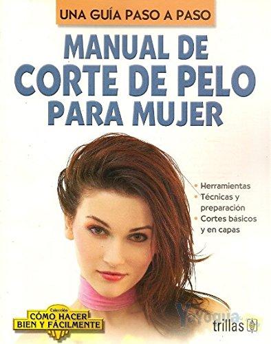 Manual De Corte De Pelo Para Mujer