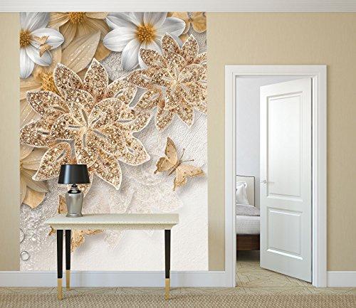 wtd-papel-pintado-3d-joyas-flores-doradas-mariposa-kn-de-1007p4-a-vep4-b-184cm-x-250cm-h