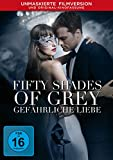 Fifty Shades of Grey - Gefährliche Liebe (Unmaskierte Filmversion) - Mit Dakota Johnson, Jamie Dornan, Tyler Hoechlin, Hugh Dancy, Kim Basinger
