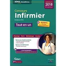 Concours Infirmier - Entrée en IFSI - Tout-en-un - Concours 2018