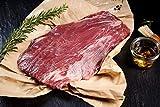 Prime Auslese! Flank Steak vom Angus Rind, Wet Aged Gesamtgewicht 722 Gramm