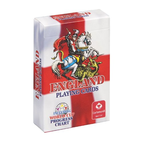 england-st-georges-flag-playing-cards