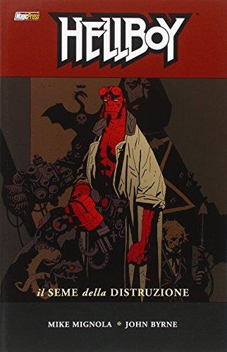 Il seme della distruzione. Hellboy: 1