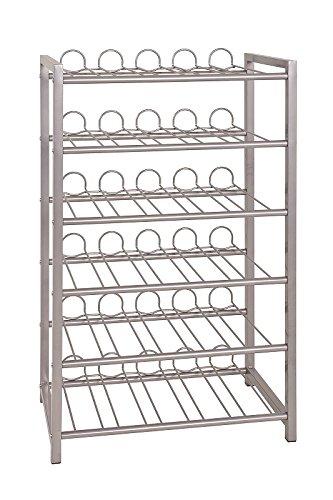 Flaschenständer für ca. 54 Flaschen á 1,5 Liter Maße (B/T/H) in cm: 54 x 31 x 90