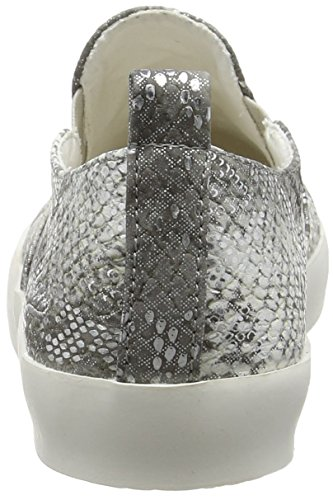 Dockers by Gerli 36ai202-630, Baskets Basses femme Gris - Gris clair (210)