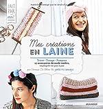 Mes créations en Laine - Tricot, Tissage, Pompons