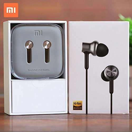 Mi HD Pro in-Ear Headphones with Mic and Sound Control Piston Hybrid for Mi 5