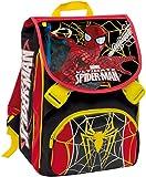 Seven Spider-man 229001604-899 Zaino Sdoppiabile, Estensibile, Poliestere, Multicolore