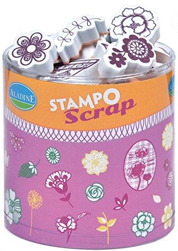 aladine-03722-tampon-a-imprimer-stampo-scrap-fleurs