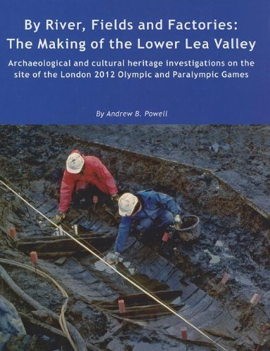 By River, Fields and Factories (Wessex Archaeology Report) by Andrew B. Powell (30-Sep-2012) Hardcover