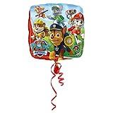 paduTec Folienballon Ballon - Paw Patrol chase - Kindergeburtstag Geburtstag Deko - geeignet zur befüllung mit Helium Gas oder Luft - Europäische Premiumqualität