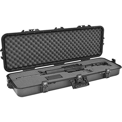 Plano Molding 108423 Aktenkoffer/Klassischer Koffer für Ausrüstung, Schwarz, 1168,4 mm, 406,4 mm, 140 mm, 1092,2 x 330 x 127 mm