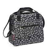 New Looxs Tasche Cameo Shoulder Bag Leaf Blk 16,5l Polyester 35x32x15cm