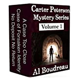 Carter Peterson Mystery Series (Volume 1)