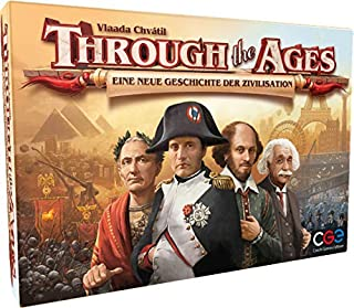Asmodee CGED0021 Through The Ages, Spiel (B01M4N6673)   Amazon Products