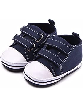 QUINTRA Kinder Jungen Mädchen Sportschuhe Solide Canvas Sneakers Baby Infant Weiche Wanderer