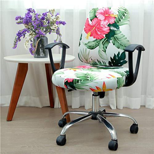 MAIAMY Stuhl Rückenbezug Sitz 17 Teile/Satz Universal Elastic Spandex Stoff Split Abdeckung Anti-schmutzig Büro Computer Stuhlabdeckung Stretch Fall