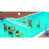Swimline 9186SL Jammin 'Cross Cross Volleyball Juego 9186
