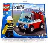 LEGO City: Coches De Bombero Establecer 30001 (Bolsas)