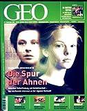 GEO Magazin 2004, Nr. 09 September - Familiengeschichte: Die Spur der Ahnen, Genealogie, Pferderassen, Europas Osten II, Humbold, Angola, 6. GEO-Tag der Artenvielfalt -