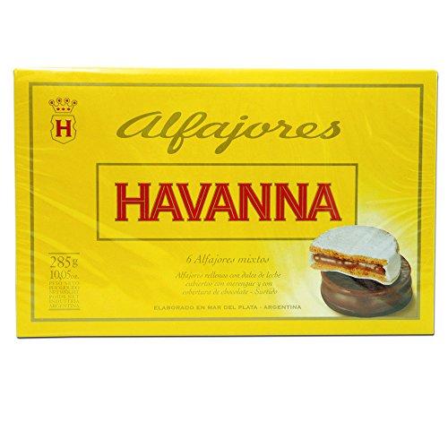 Preisvergleich Produktbild Alfajores HAVANNA Mixtos (6er-Pack)