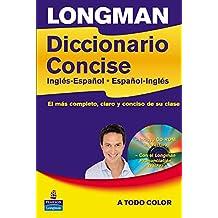 Longman Diccionario Concise Cased and CD-ROM (Spain Concise)