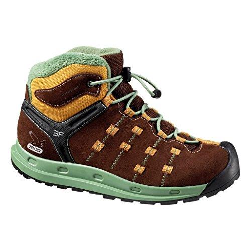 SALEWA - JR CAPSICO MID GTX, Scarpe Da Trekking per bambini Marrone (Braun (7931_Chocolate/Pistache))