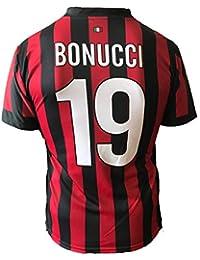 A.C. Milan - Camiseta de Bonucci del AC Milan 76eca4e1076fb