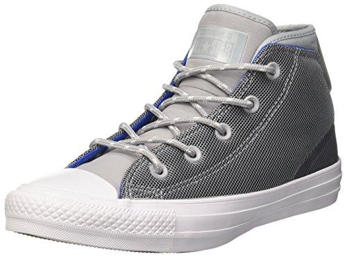 Converse 157527c, Montantes Mixte Adulte Grau (Wolf Grey/Black)