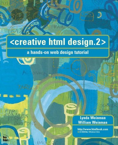 Creative HTML Design.2 (with CD-ROM) by Linda Weinman (2001-04-17) (Creative Html Design)