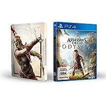 Assassin's Creed Odyssey - Steelbook Edition - (exkl. bei Amazon.de) - [PlayStation 4]