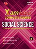 Xam Idea Complete Course Social Science Class 10 for 2019 Exam