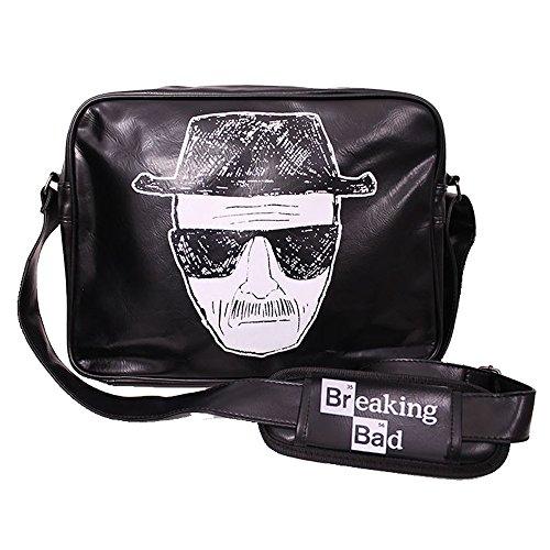 Breaking Bad Heisenberg Schulter Messenger Bag