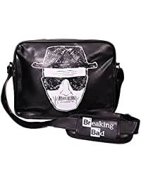 Sac Bandoulière Breaking Bad - Heisenberg head - Legend Icon