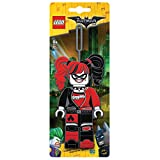 LEGO Batman Movie - Harley Quinn Luggage or Backpack Tag