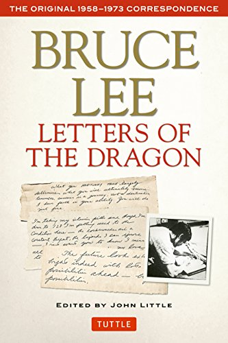 Bruce Lee Letters of the Dragon: The Original 1958-1973 Correspondence (The Bruce Lee Library) por Bruce Lee