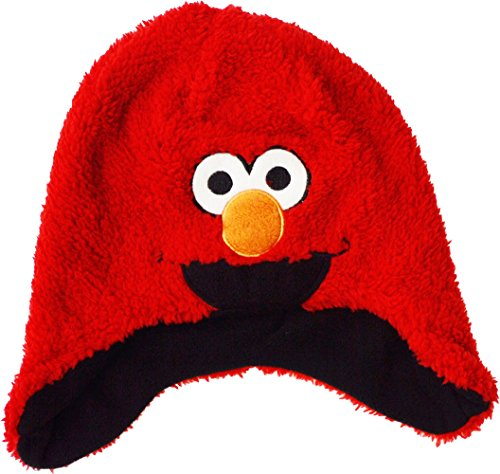 Sesame Street Kinder – Sesamstraße Elmo Fleece Winter Hat, ()