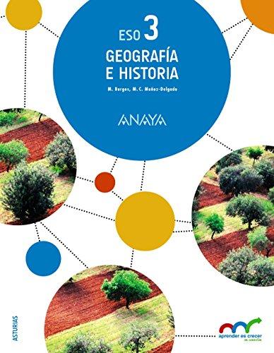 Geografía e Historia 3. (Aprender es crecer en conexión) - 9788467852318