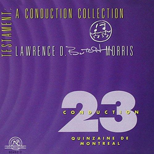 Morris: Conduction 23, Quinzaine de Montreal