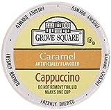 Die besten Single-Serve Brewers - Grove Square Single Serve Caramel Cappucino Single serve Bewertungen