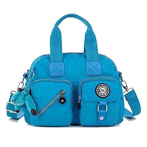 Mme sac de toile/sacs à main de loisirs/Sac à bandoulière/package Diagonal-A