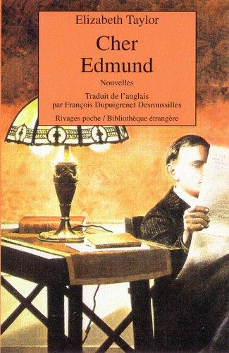 Cher Edmund par Elizabeth Taylor