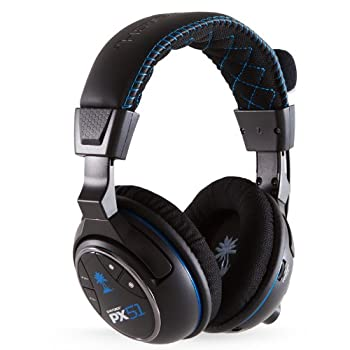 Turtle Beach Ear Force Px51 Wireless - [Ps4, Ps3, Xbox 360] 0