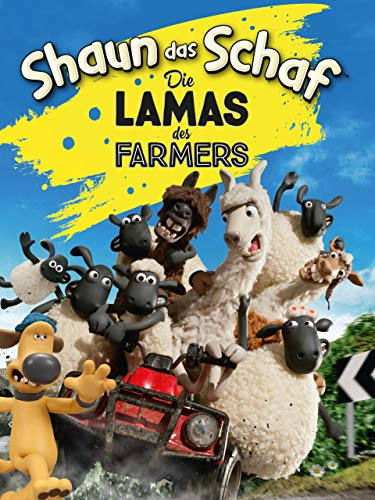Shaun das Schaf: Die Lamas des Farmers