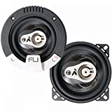 "Best Car Door Speakers - Inex Fli FI5 5.25"" 13cm 3 way Car Review"