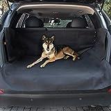 Favourall Universeller Kofferraumschutz Hunde wasserdichte Kofferraumdecke für Auto Schondecken mit Seitenschutz Ideal für Hunde Kofferraumschutz Anti Rutsch - für alle Automarken geeignet - Ideal für Hunde - Kofferraumdecke mit Ladekantenschutz - Schneller Einbau