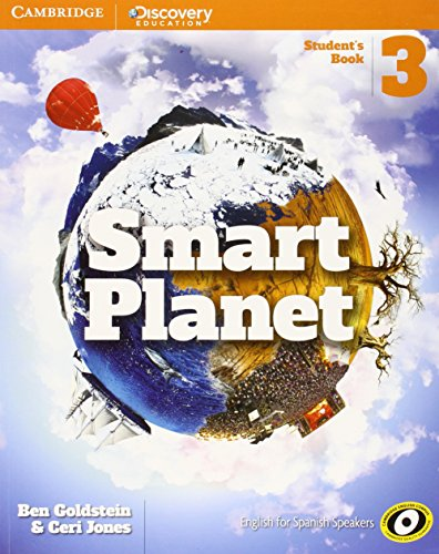 Smart Planet Level 3 Student's Book with DVD-ROM - 9788490363652 por Ben Goldstein