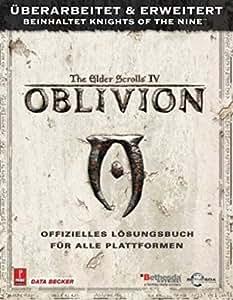 Elder Scrolls 4: Oblivion Lösungsbuch